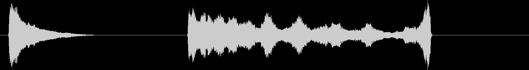 スライドホイッスル(クレイジー)-...の未再生の波形