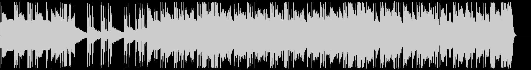 ヒップホップ/超重バス/トラップ#3の未再生の波形
