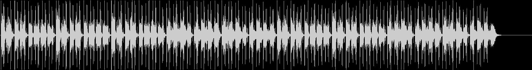 Hannon (Reprise)の未再生の波形