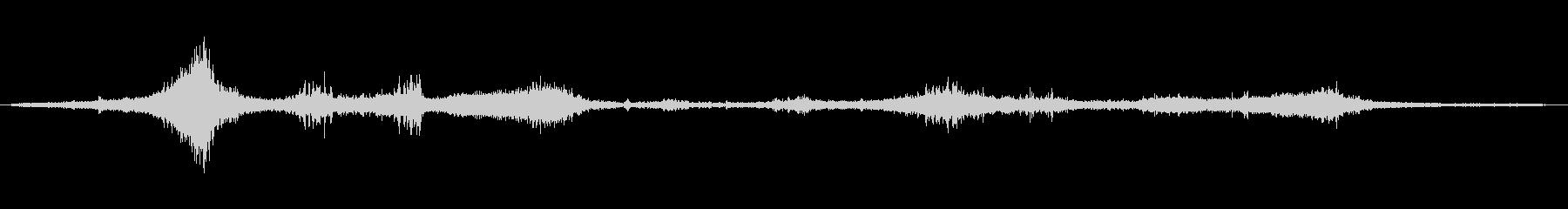 1985シェビーカマロ:ドライブバ...の未再生の波形