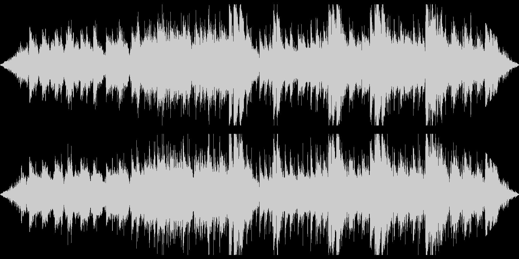 本物のサロド(シタールに似ている)...の未再生の波形