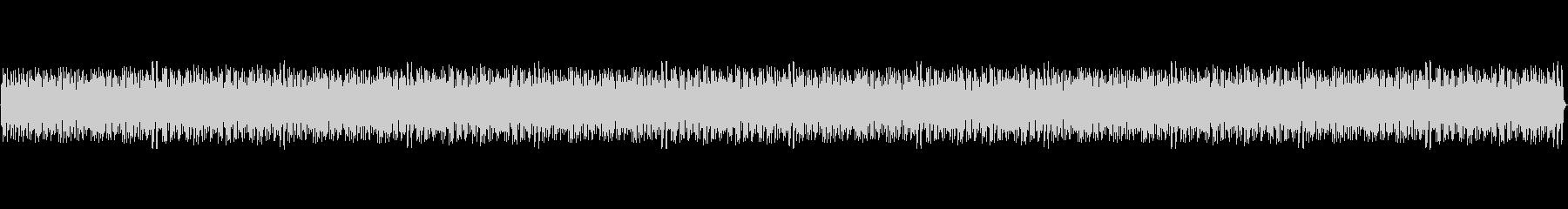 シンプルな鉄琴のメロディがかわいい曲の未再生の波形