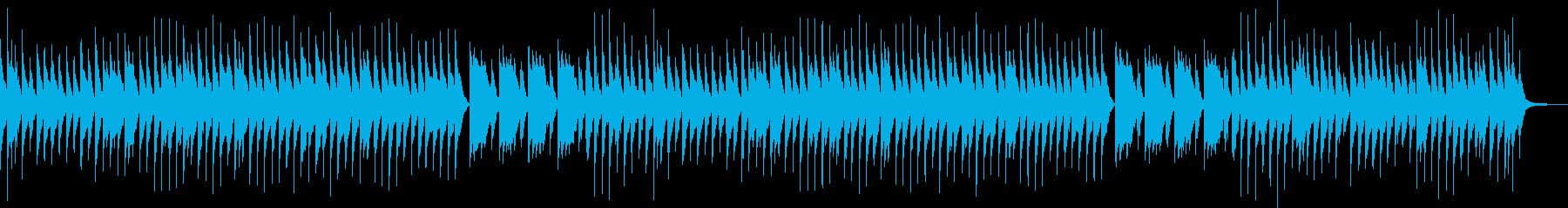 おとぼけ♪ほのぼの♪コミカル♪シーンに♪の再生済みの波形