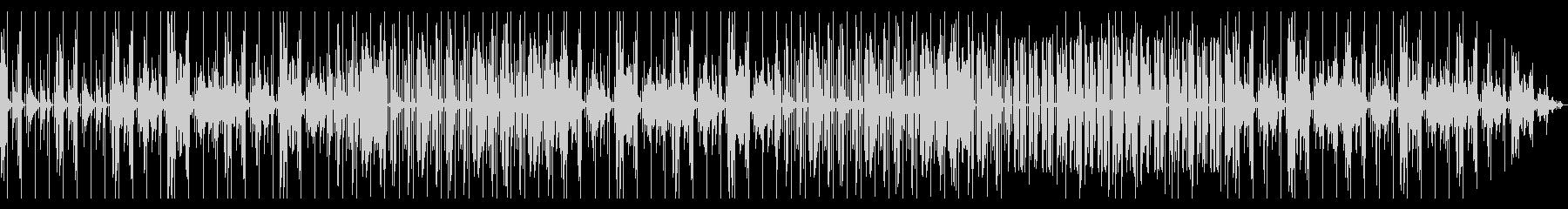 素性の知れない大人 R&B〜フュージョンの未再生の波形