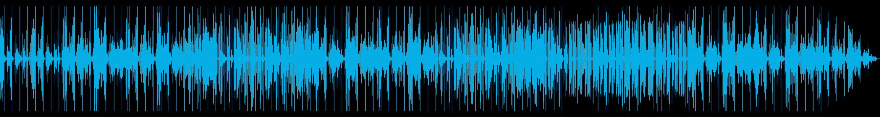 素性の知れない大人 R&B〜フュージョンの再生済みの波形