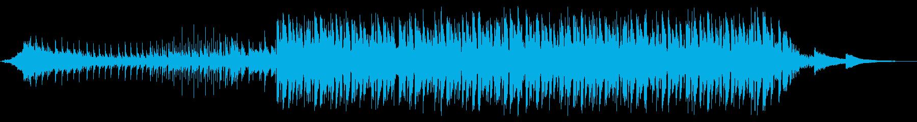 夏 海 ハウス 声ネタ無し60秒版の再生済みの波形