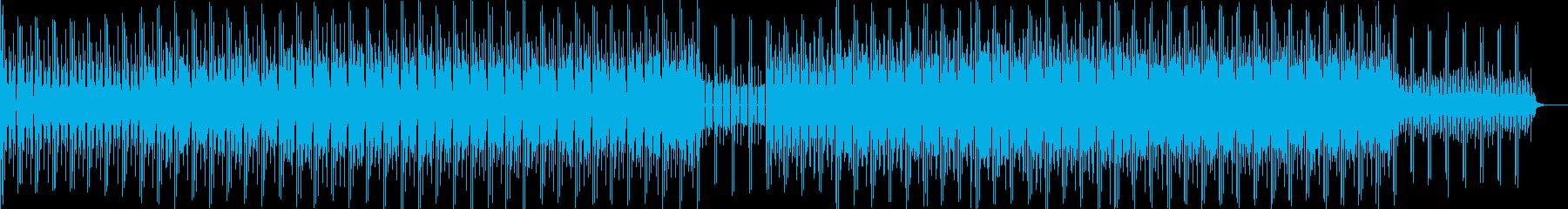 ニュース映像ナレーションバック向け-09の再生済みの波形