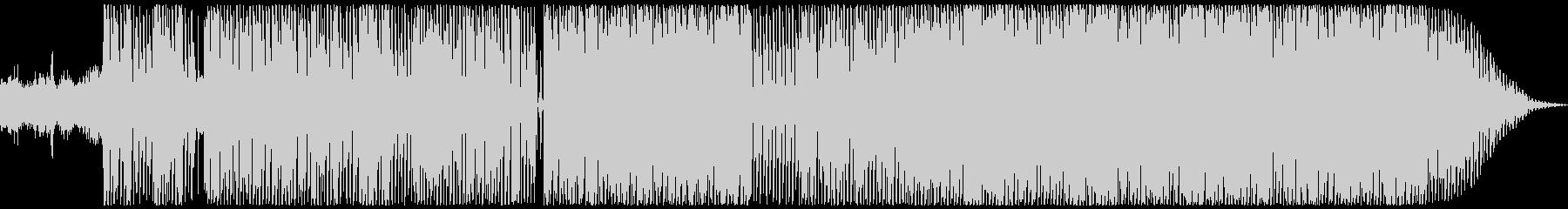 エレクトログルーブはハウスビートと...の未再生の波形