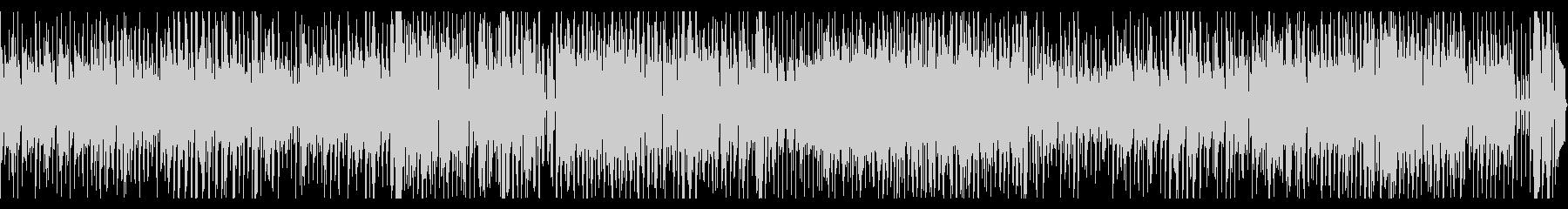 アダルトなインストジャズピアノバンドの未再生の波形