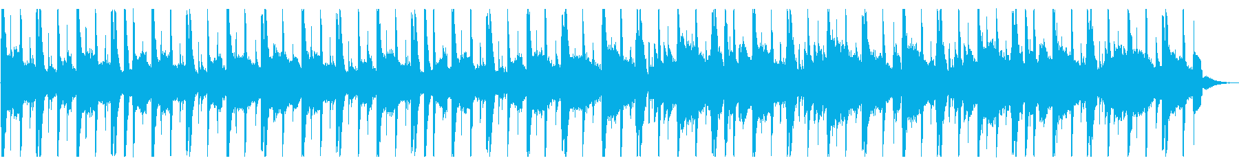 溶けそうなR&B_No635_2の再生済みの波形