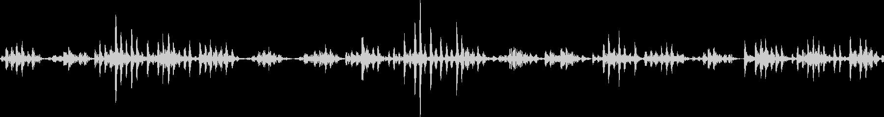 エスニックMS20 1002 ZGの未再生の波形