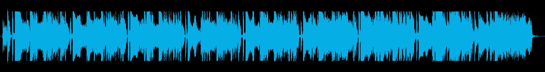 エッチ・セクシーなサックス(その2)の再生済みの波形