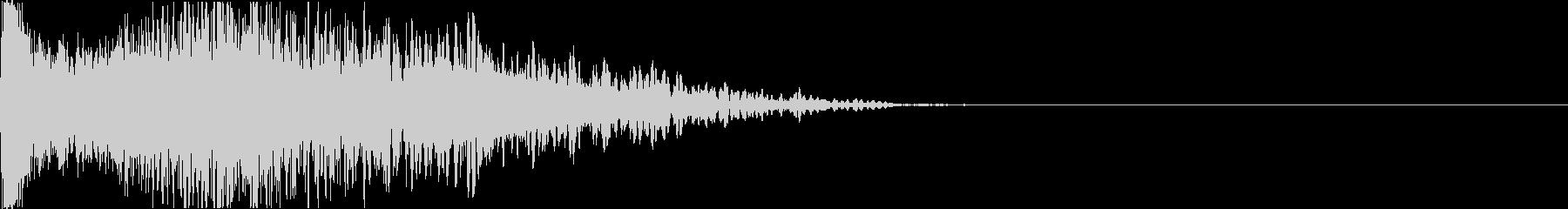 ロボット 合体 ガシーン キュイン 29の未再生の波形