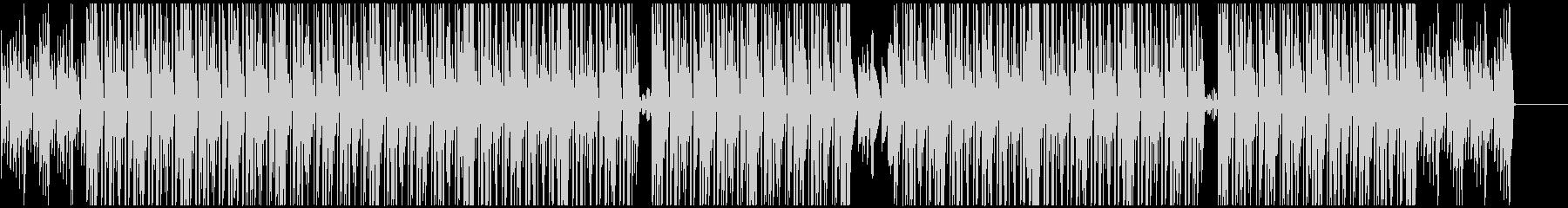 洋楽、クラブ系ヒップホップサウンド♪の未再生の波形