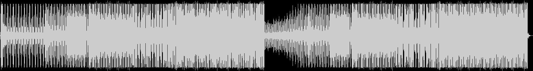 爽やかなトロピカルハウス_No586_1の未再生の波形