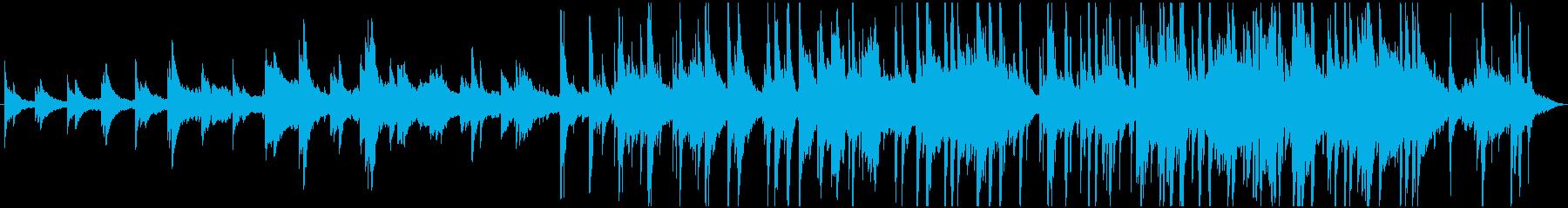 内省的なジャズピアノ作品。メランコ...の再生済みの波形