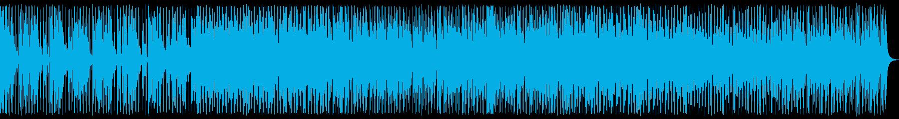 爽やか/ポップス_No596_3の再生済みの波形