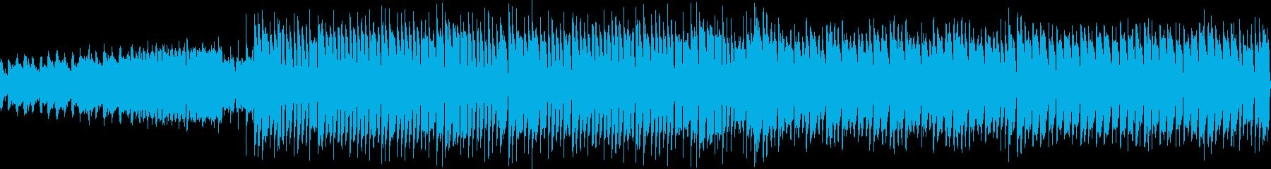 eスポーツ 大会 EDM 60秒の再生済みの波形