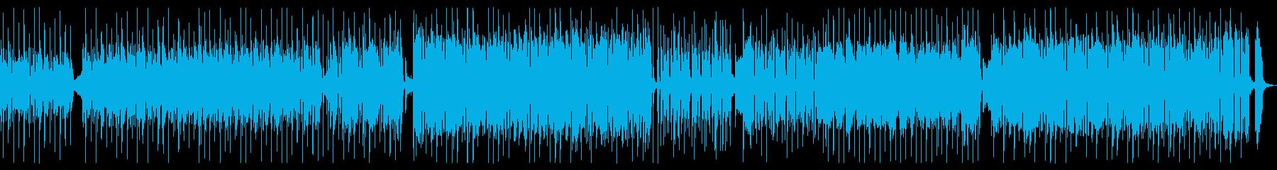 企業VPコーポレートCMおしゃれロック♪の再生済みの波形