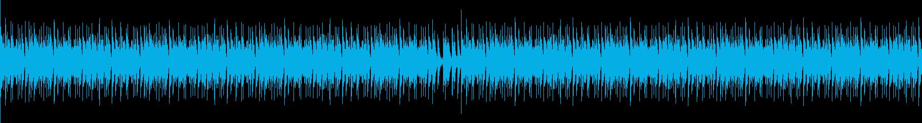 クラブ的な変拍子ジャジーピアノの再生済みの波形