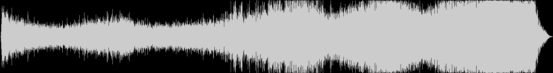 ドローン ガイガーカウンター01の未再生の波形