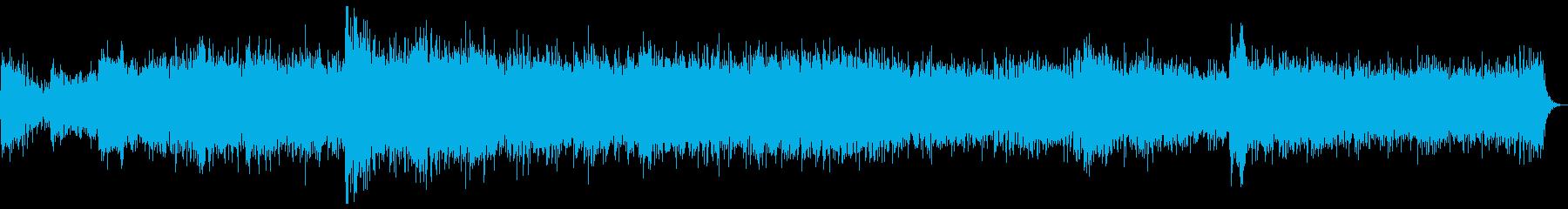 スマホ、PCっぽい起動音1の再生済みの波形