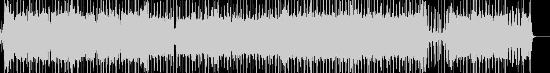 ブルージーなロックンロールスタイル...の未再生の波形
