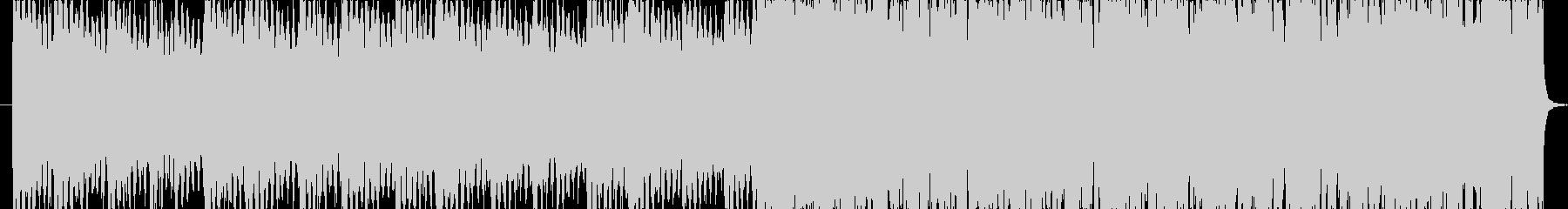 チュートリアル、設定画面にの未再生の波形