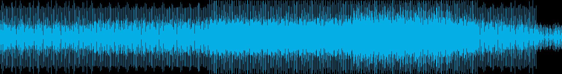 ビデオゲームの再生済みの波形