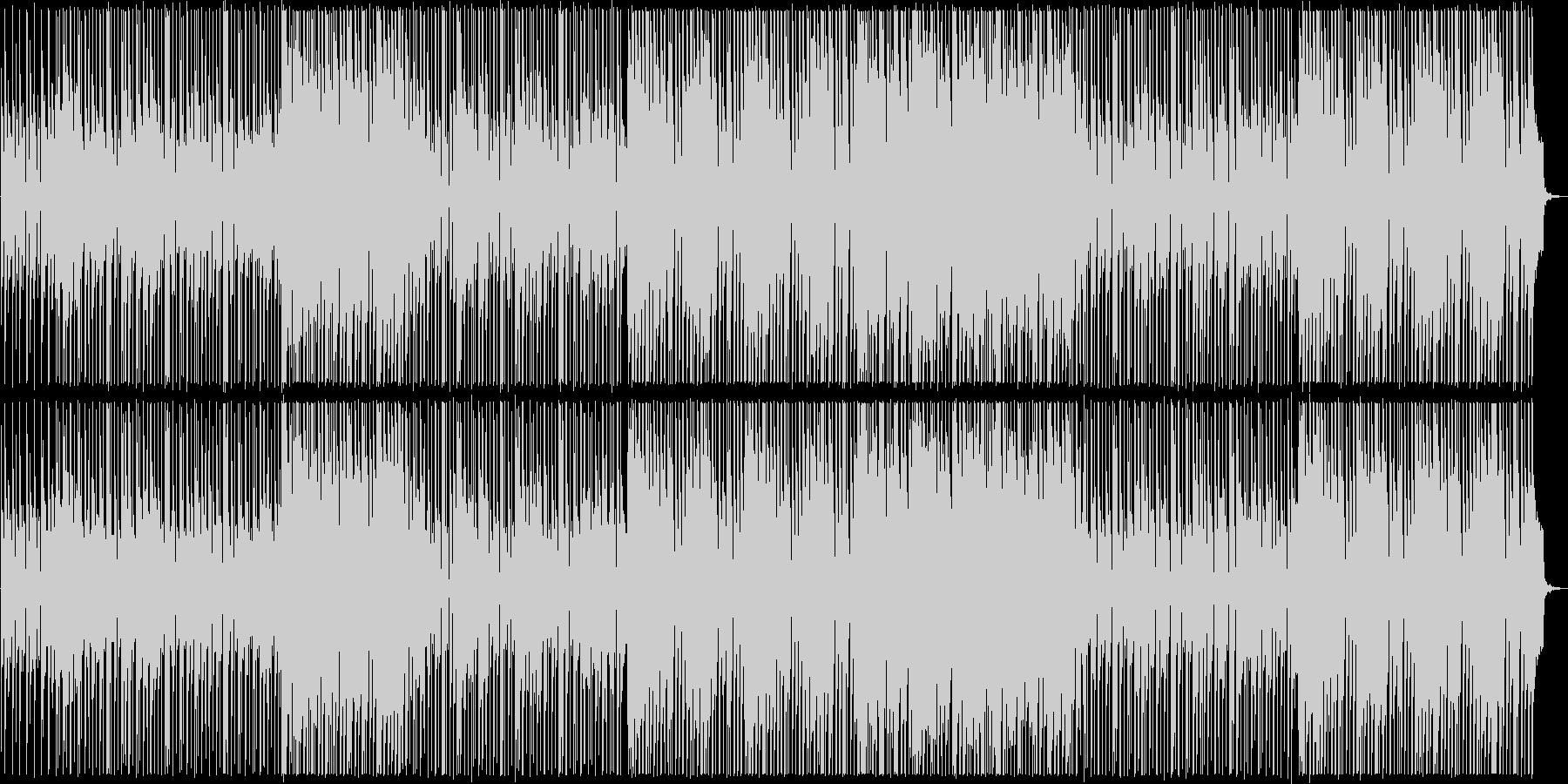 UTMの未再生の波形