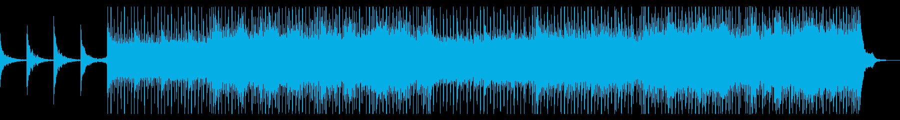 ディスコ レトロ シンセサイザー ...の再生済みの波形