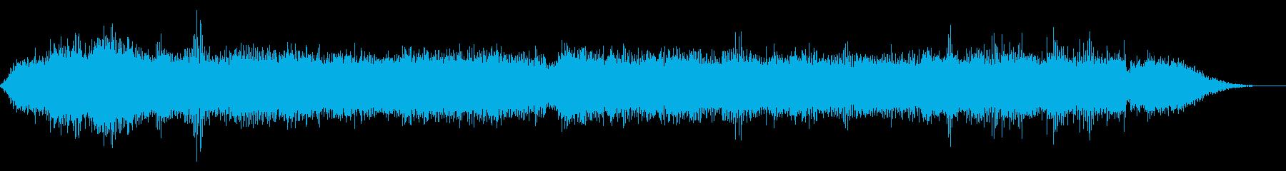 電動ジグソー:高音域での安定したモ...の再生済みの波形