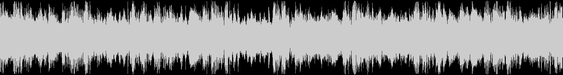 シシネマチックでケルトっぽい曲の短ループの未再生の波形