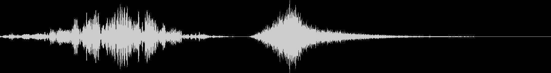 188_リバース2連2の未再生の波形