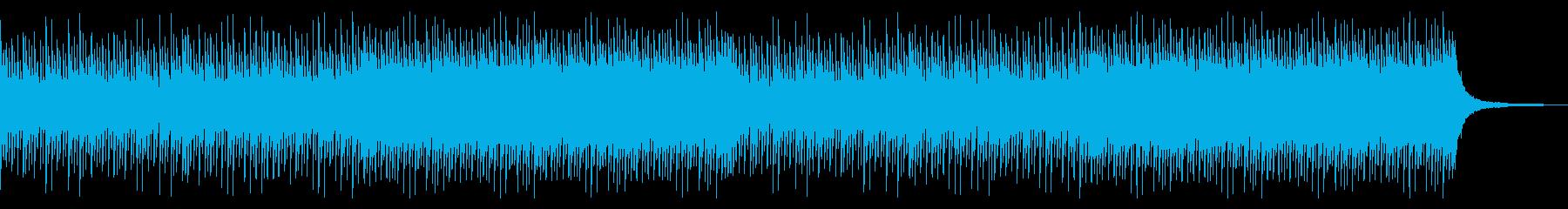 ギター無しver 切ない ピアノ ギターの再生済みの波形