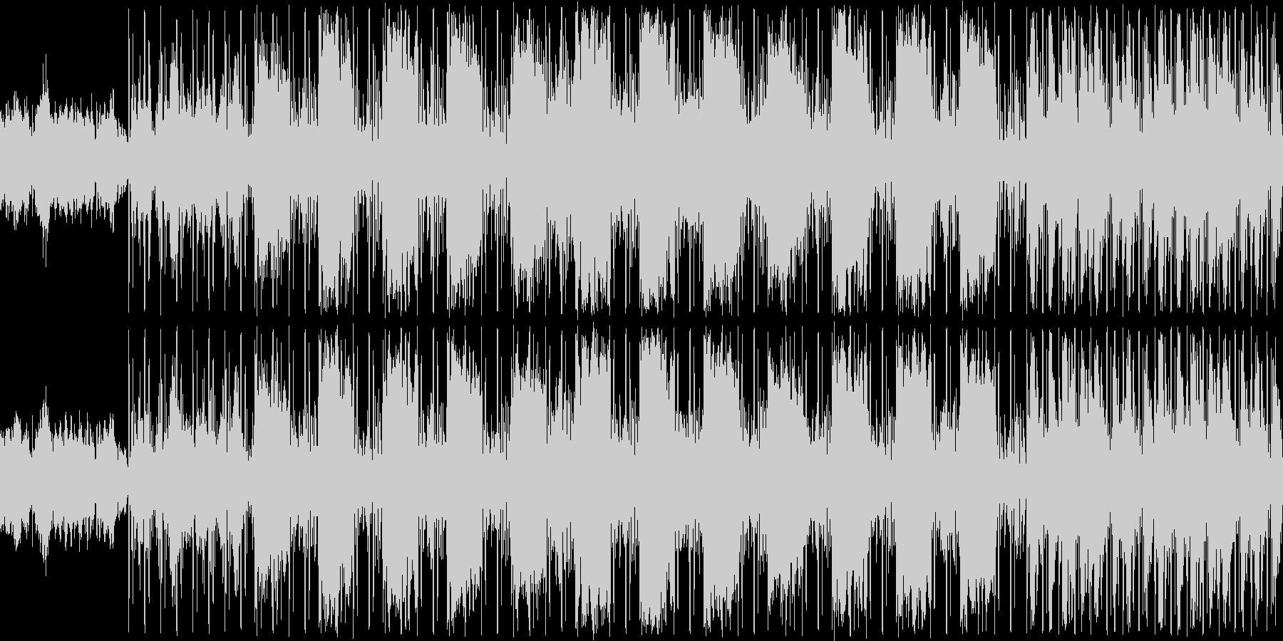 ゆったりとした曲です。BGMです。の未再生の波形