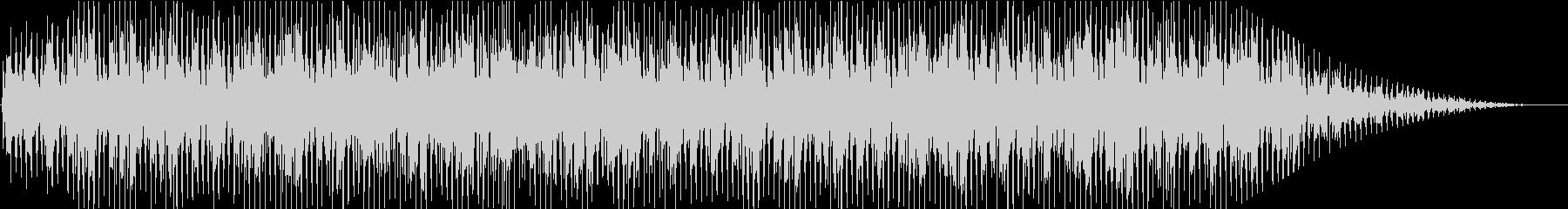 フルートが爽やかな感動系映像向けダンス曲の未再生の波形