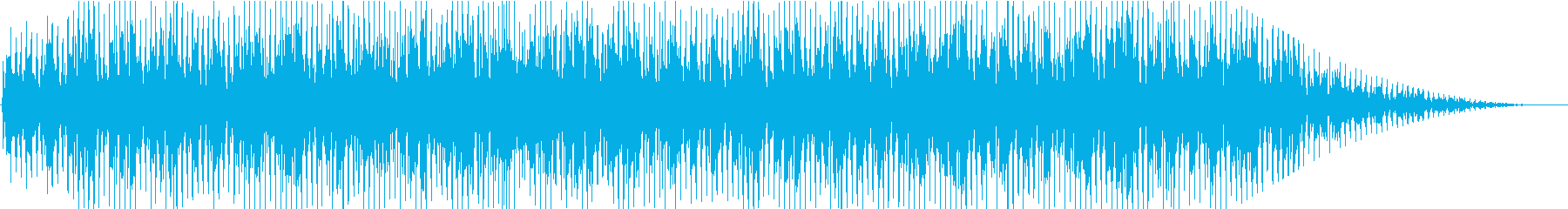 フルートが爽やかな感動系映像向けダンス曲の再生済みの波形