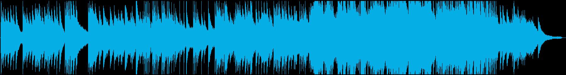 希望を感じる爽やかなピアノ曲♪の再生済みの波形