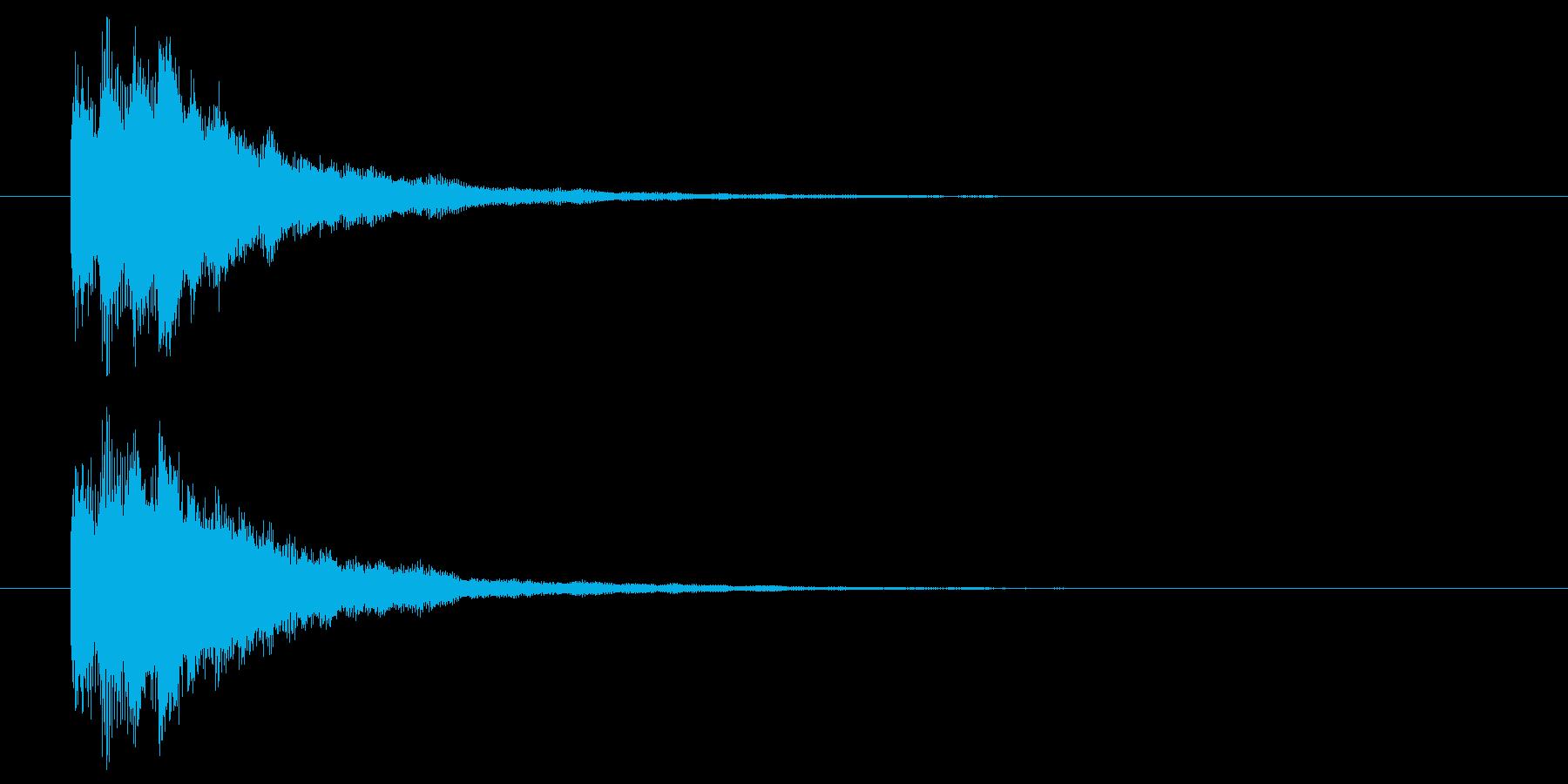 キラリン⑦(レアアイテム・入手・クリア)の再生済みの波形