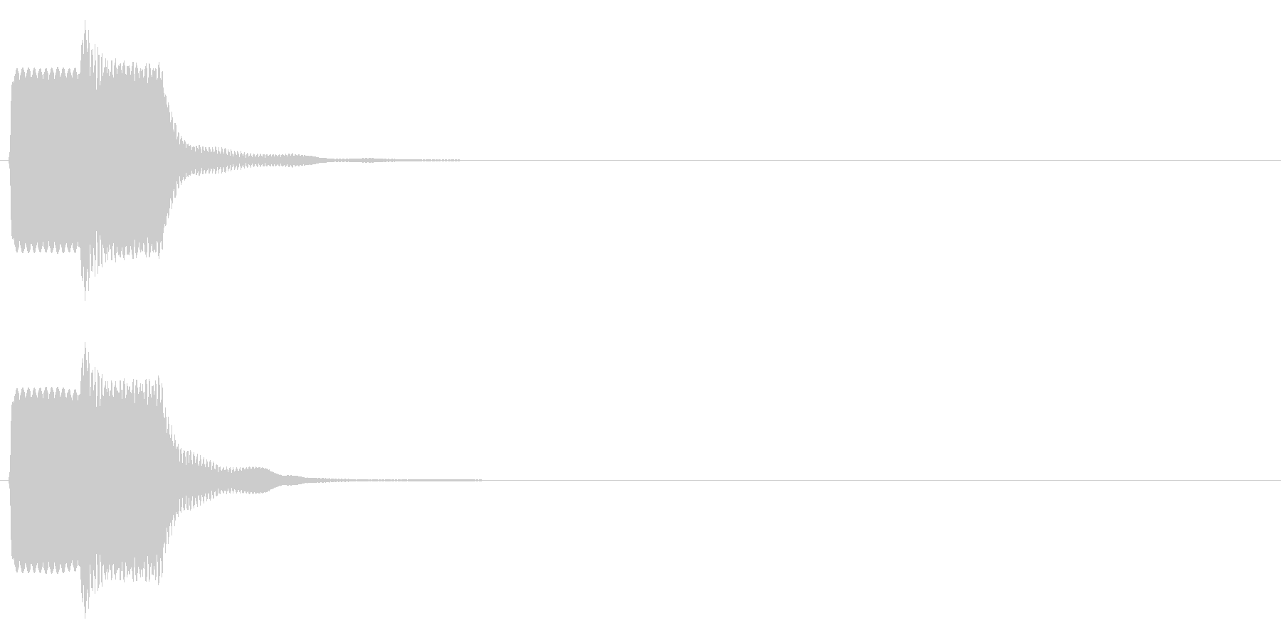 ピコン_矩形波(終了,停止,通知)_02の未再生の波形