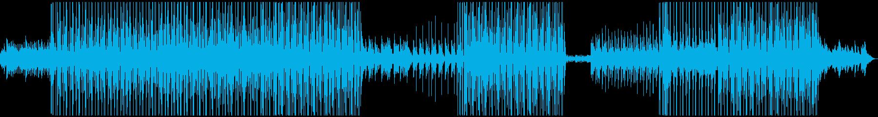 レゲエのクリスマスソングです。の再生済みの波形