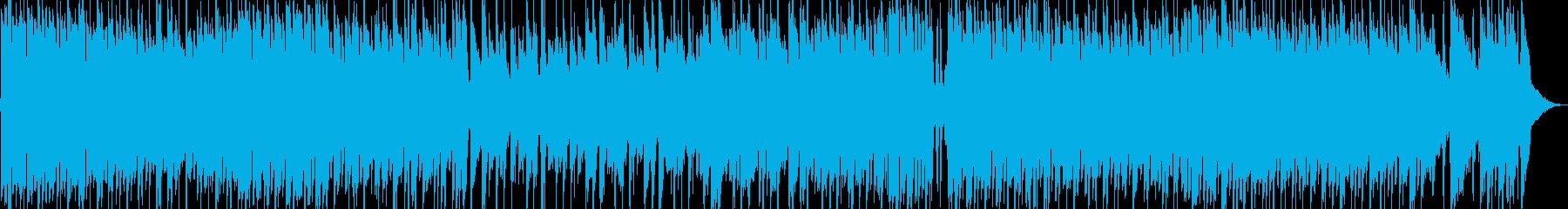 フォークロックのん(メロなし)の再生済みの波形