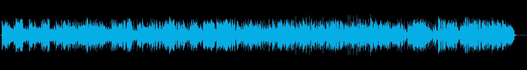 哀愁感のあるジャズバラード・ムーディーの再生済みの波形