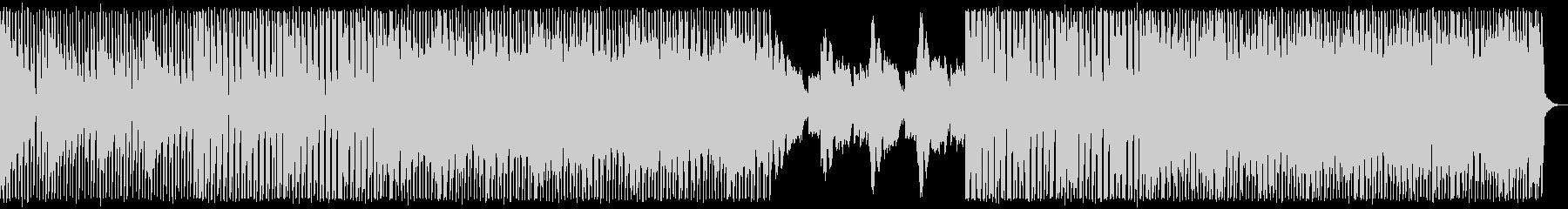 脱力感があるエレクトロ_No625_1の未再生の波形