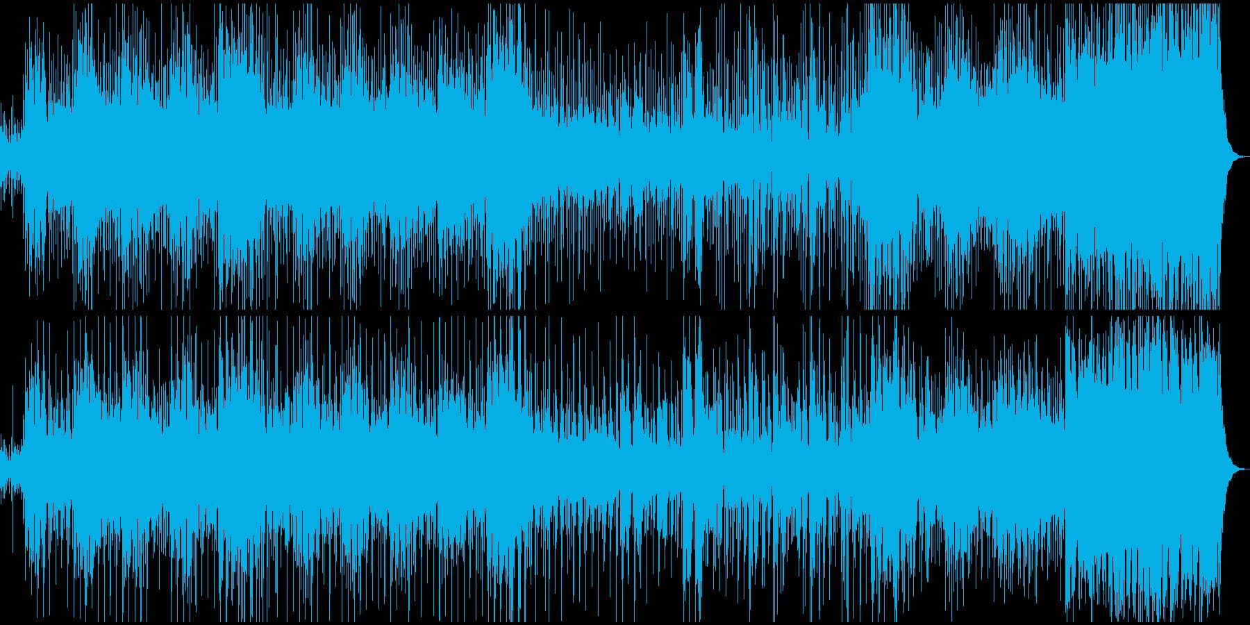 ワールド 民族 民謡 アクティブ ...の再生済みの波形