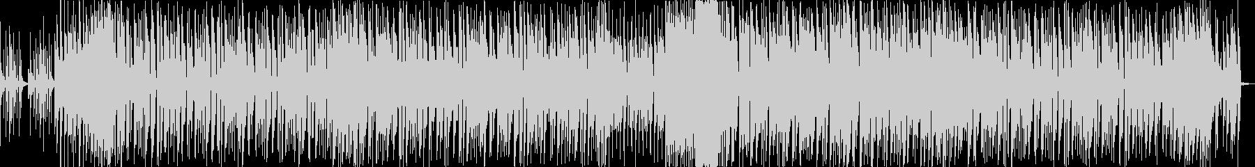 キャッチーなFuture Bassの未再生の波形