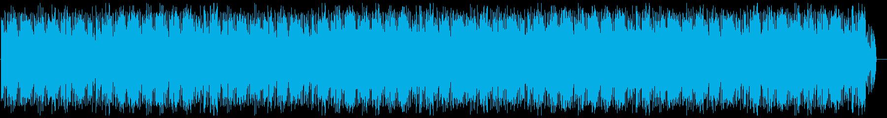 新世紀実験 不条理 奇妙な シンセ...の再生済みの波形