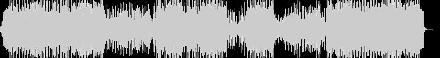 琴・三味線・全速力な演歌調ロック 長尺の未再生の波形