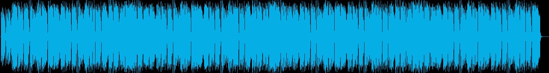 ほんわかメルヘンなサーカス・遊園地の再生済みの波形